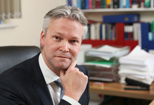 Professor Jochen Prehn