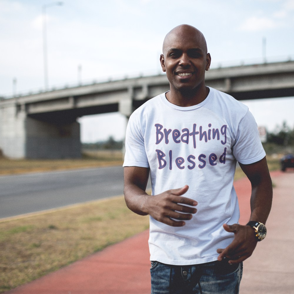 Breathing Brand T-Shirt