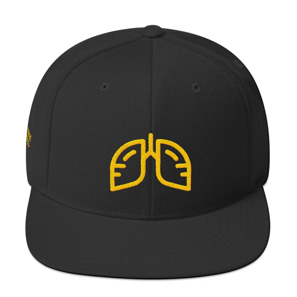 Yellow Icon Snapback