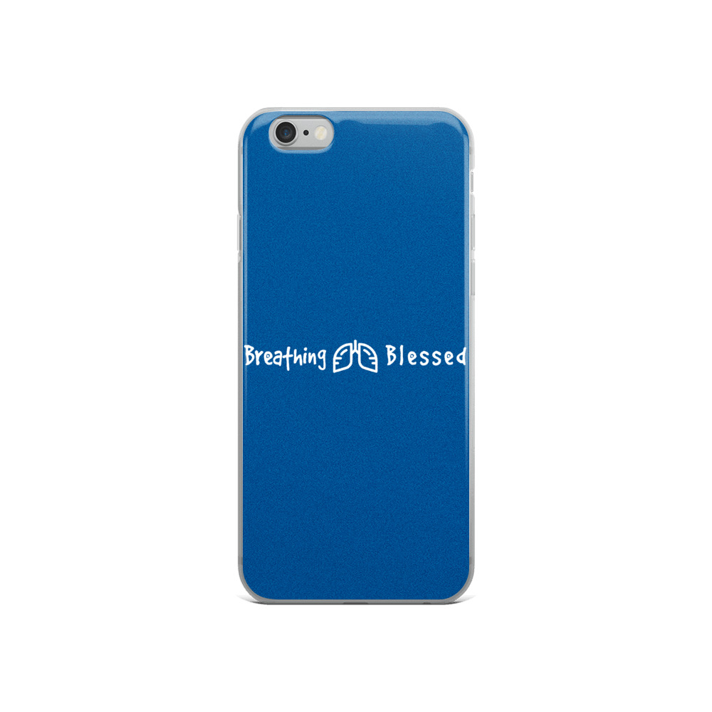 White & Royal Classic iPhone 6/6s Case