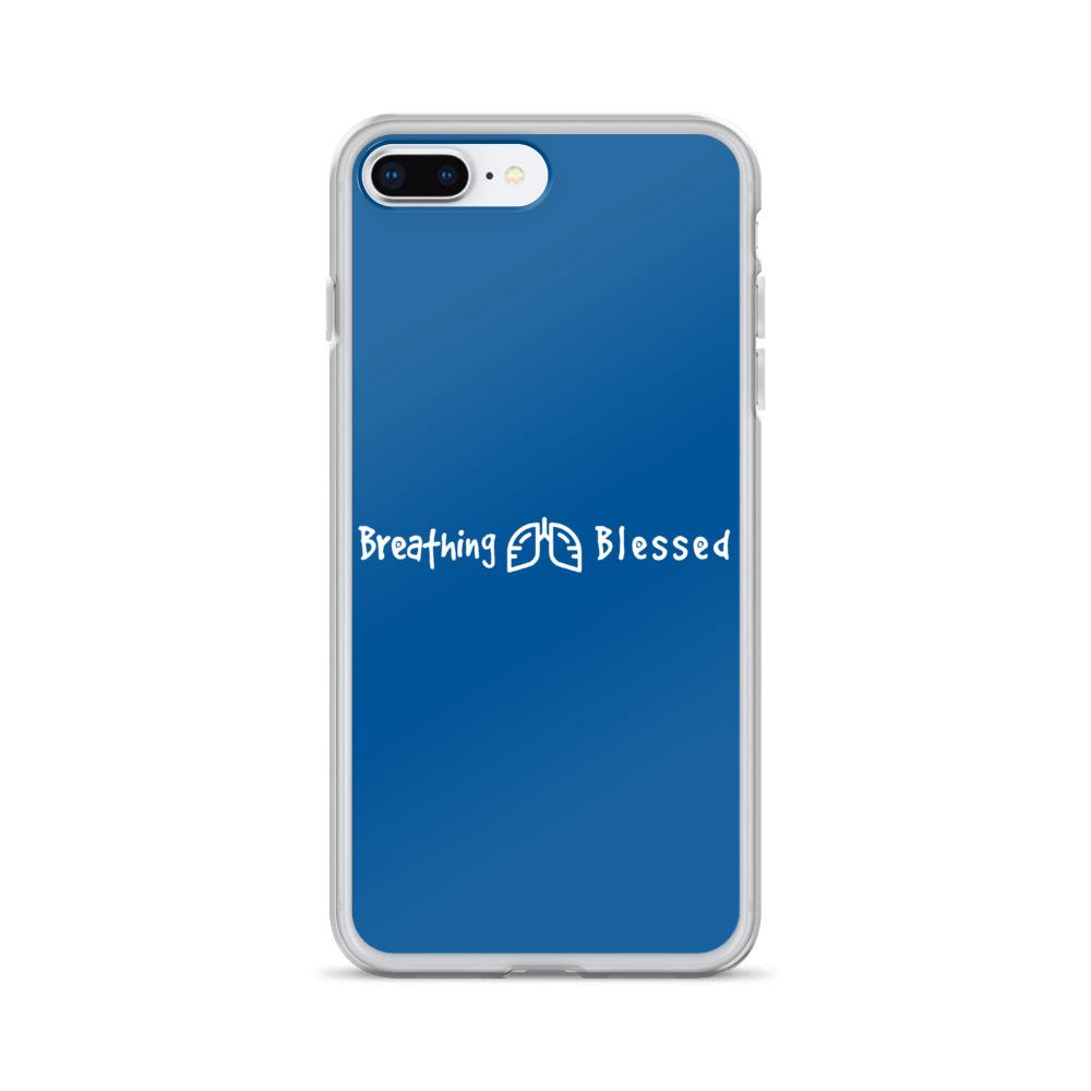 White & Royal Classic iPhone 7 Plus/8 Plus Case
