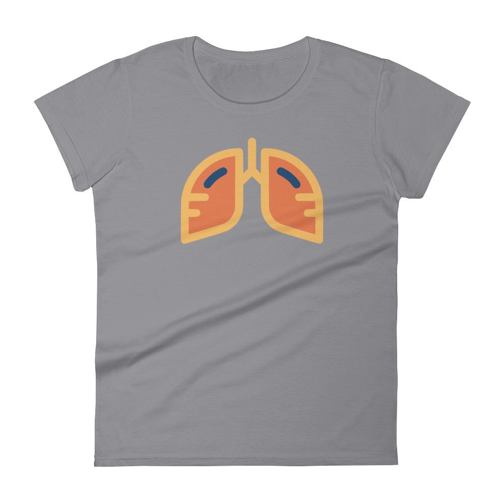 Ladies Morgan Home Icon T-Shirt