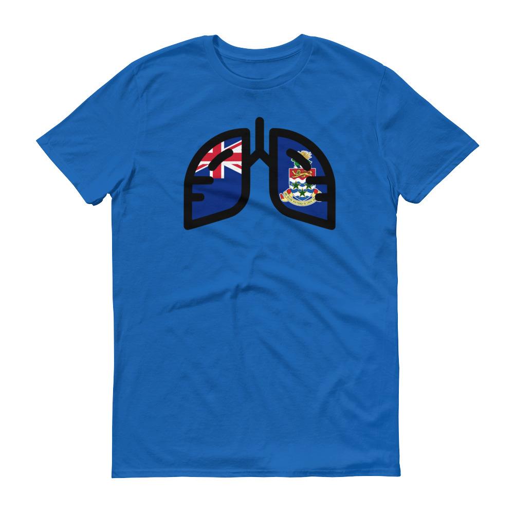 Breathing Cayman Islands T-Shirt