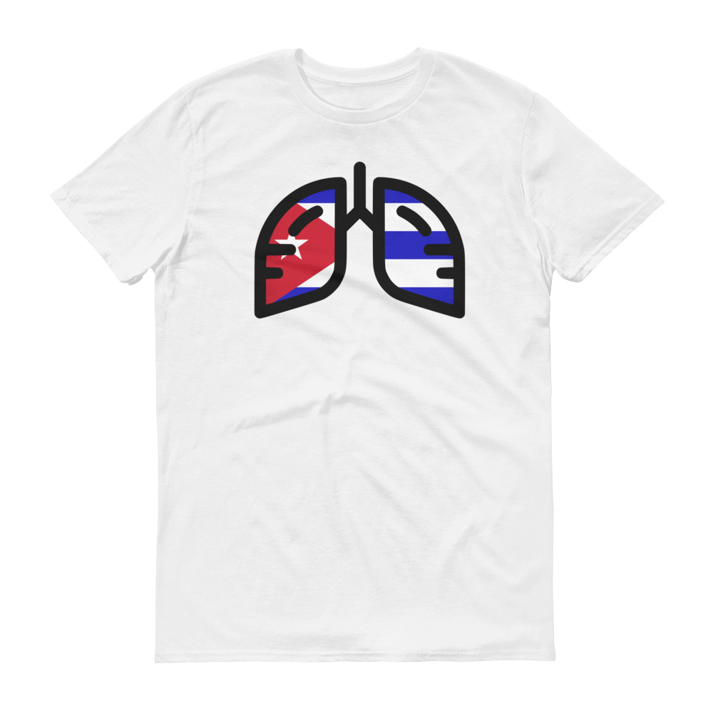 Breathing Cuba T-Shirt