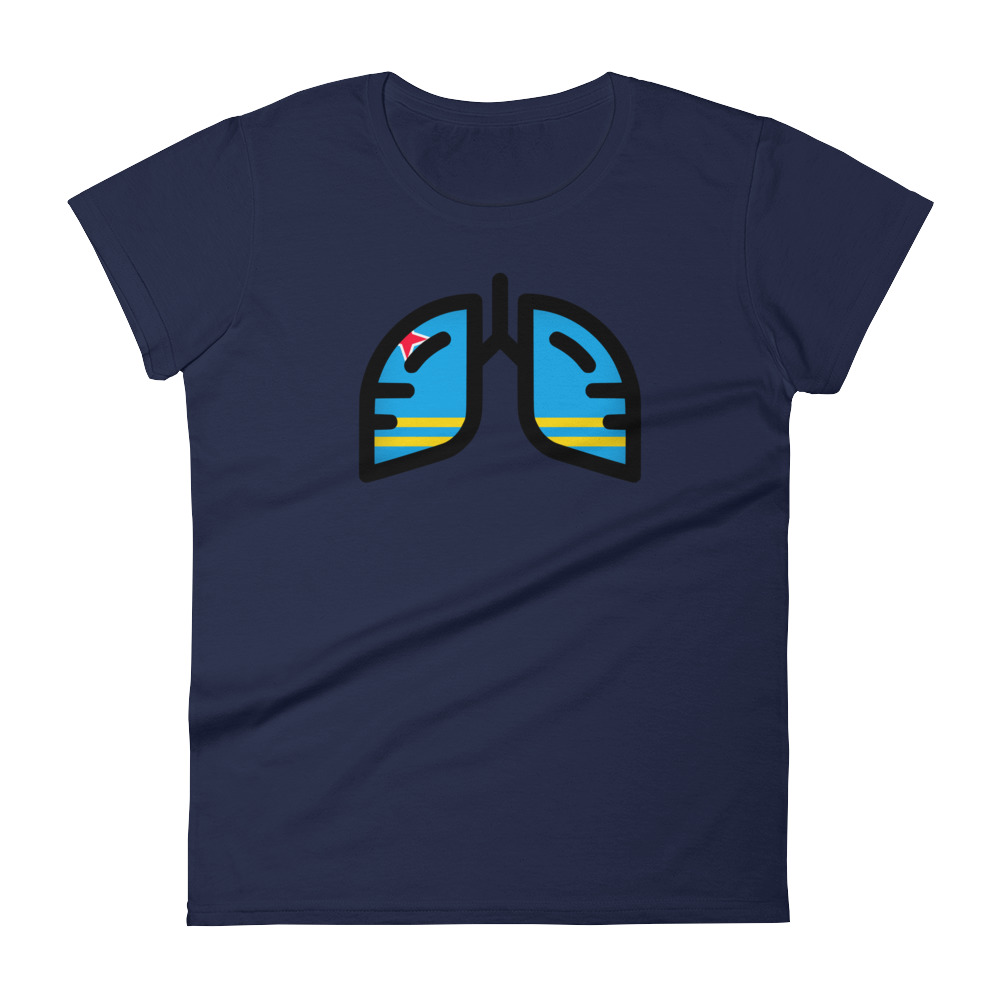 Ladies Breathing Aruba T-Shirt