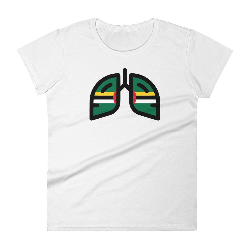 Ladies Breathing Dominca T-Shirt
