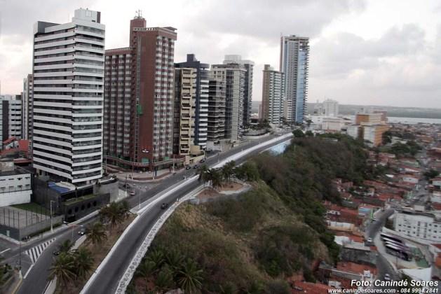 Avenida Getúlio Vargas (Foto: Canindé Soares)