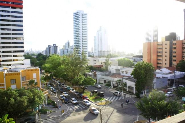 Avenida Campos Sales (Foto: Albra Empreedimentos)