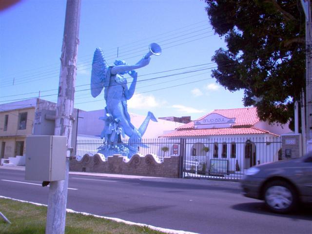O Anjo Azul por inteiro