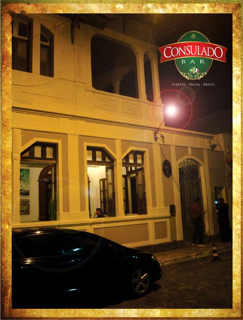 Entrada do bar (Foto: Blogspot do Consulado Bar)