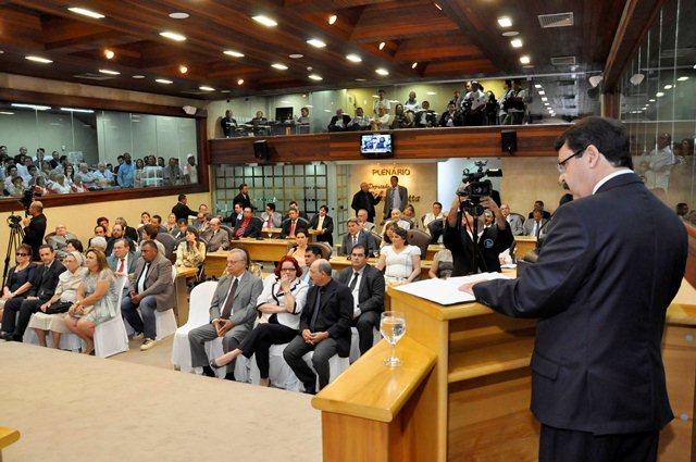 Assembleia na mira dos cidadãos potiguares