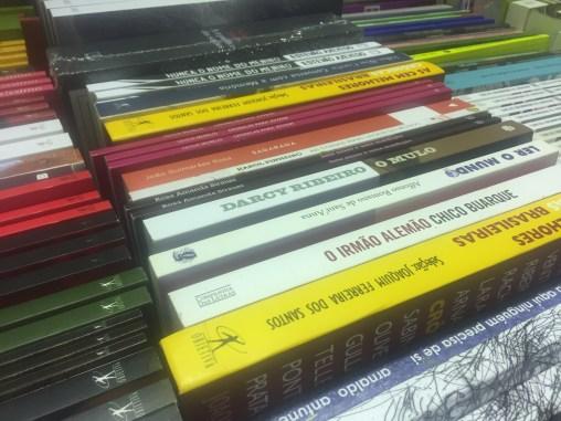 Livros, muitos livros