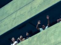 Manifestantes natalenses participaram da Greve Geral, que aconteceu nesta sexta-feira (14) em Natal