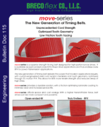 move series bulletin cover