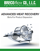 Advanced meat recovery catalog cover