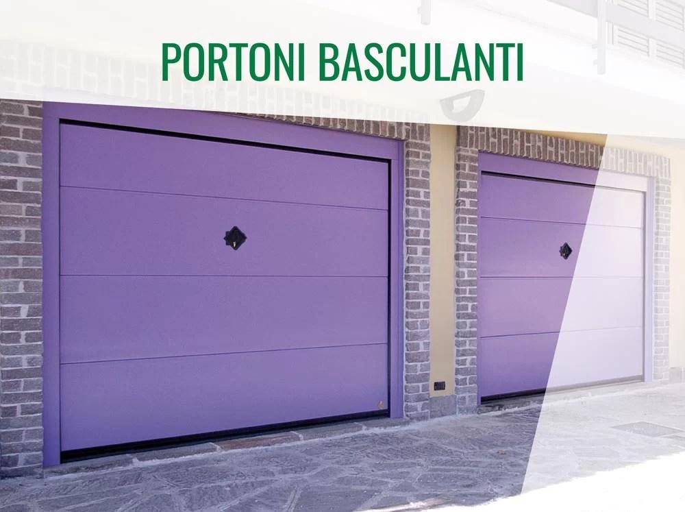 Portoni Basculanti