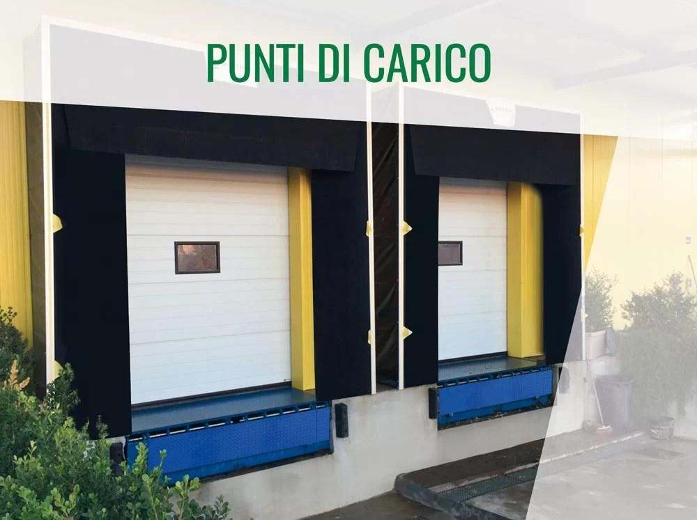 Porte Interne In Sicilia.Breda Sistemi Industriali Porte Garage Residenziali Portoni