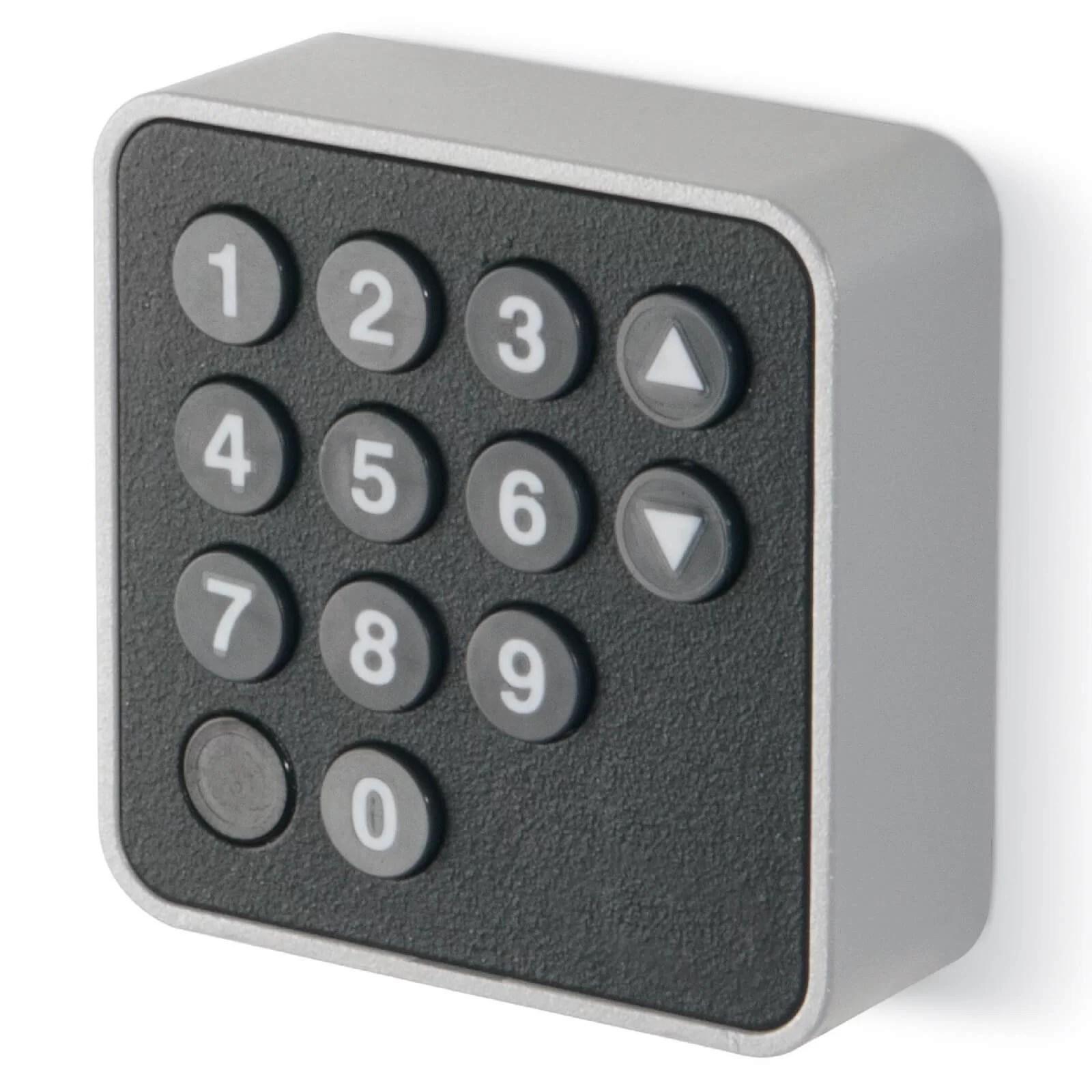 Selettore numerico via radio