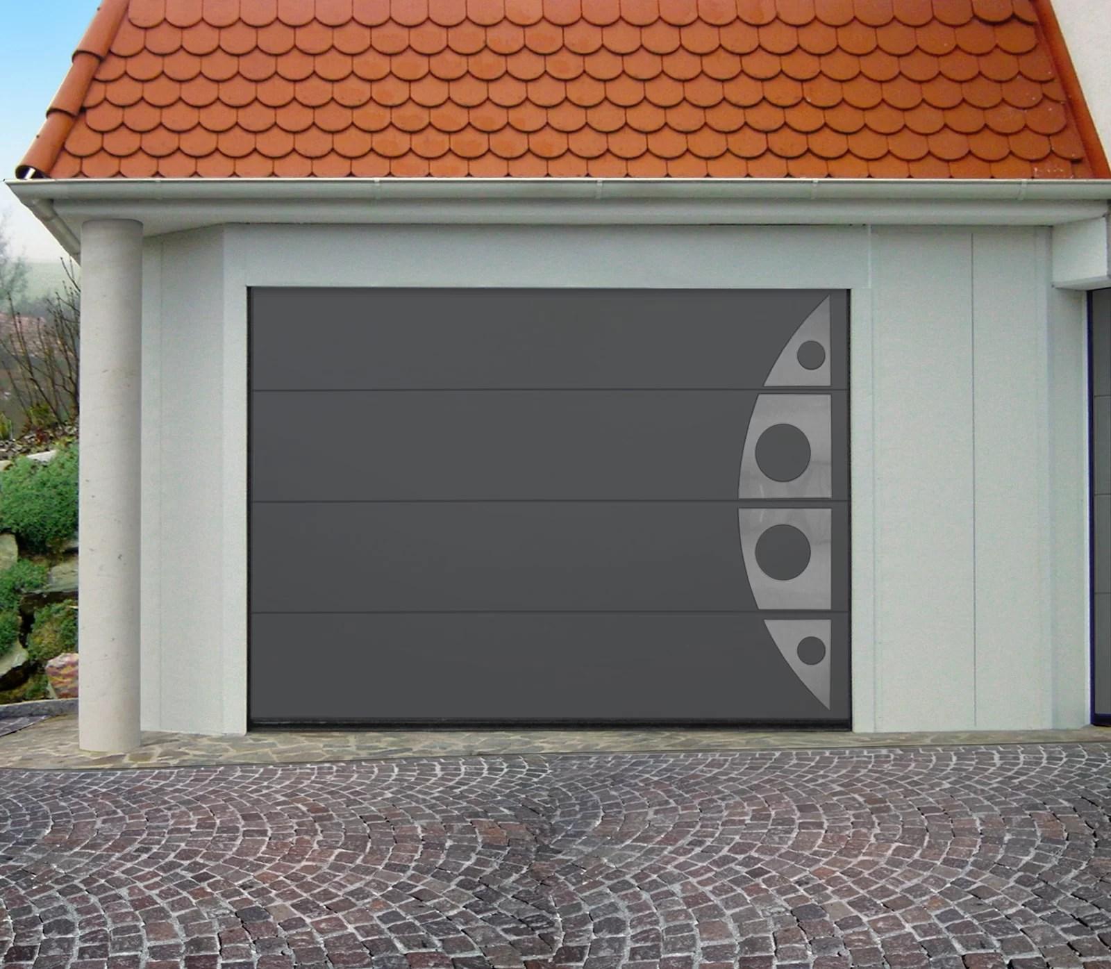 Portone sezionale da garage PERSUS DISEGNI SPECIALI - B203