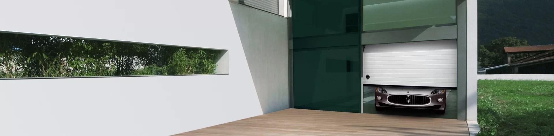 Porte Sezionali di design