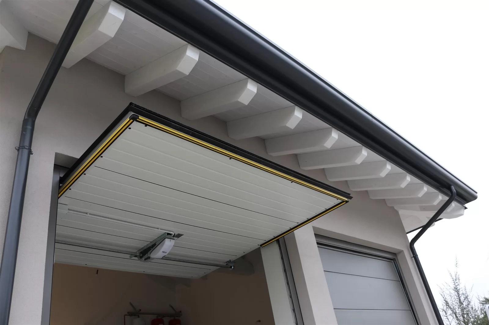 Porte basculanti da garage