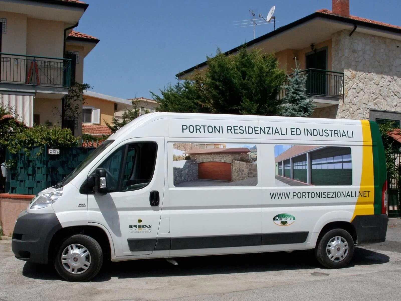 Assistenza post vendita Portoni Breda