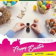 Buona Pasqua | Auguri di Vacanze Sicure con i Portoni Breda