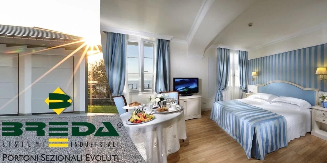 Breda advertising Quattro Hotel
