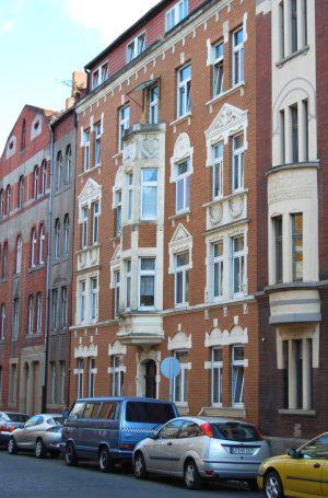 Wohnung Erfurt Fritz Buechner Strasse