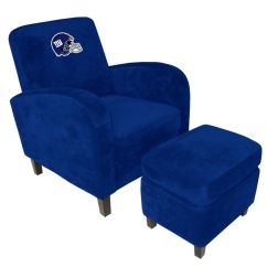 Green Bay Packers Chair How To Install A Rail Officially Licensed Nfl Den With Ottoman