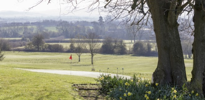 golf day at tewkesbury park