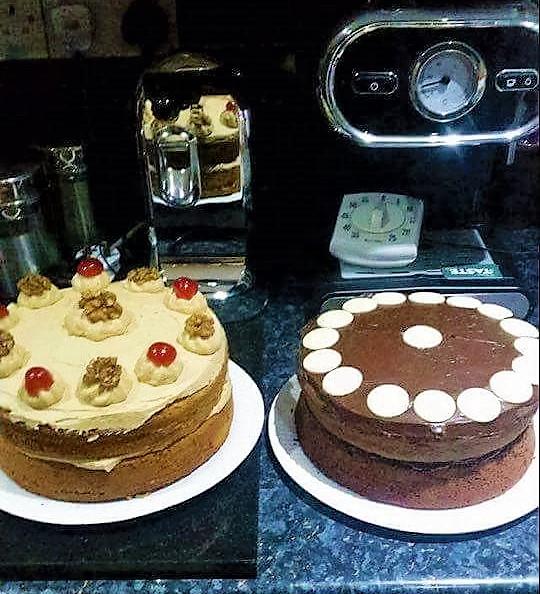 Ladies Day cakes
