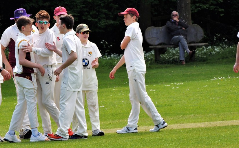 First-round cup defeat as Bredon Third XI warm up for season