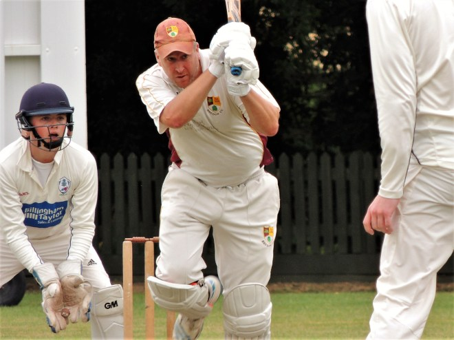 Bredon Firsts have been knocked off top spot in Division Two