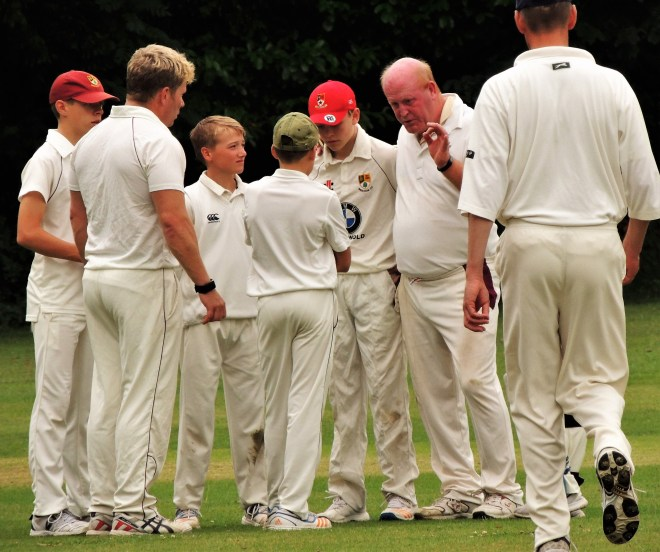 Bredon Third XI are celebrating their first win of the 2017 season