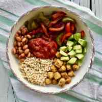High-Protein Vegan Bowl Recipe
