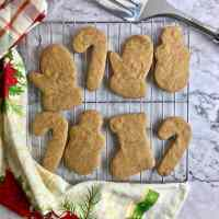 Coconut Sugar Cookies (Vegan and Gluten-Free)