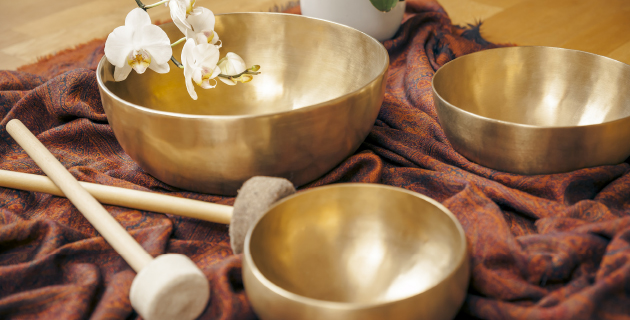 sound healing as part of my self care approach