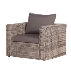 Outdoor Rattan Armchair Uk Ergonomic Office Chairs For Sale Coach Home With Cushion Living From Breeze