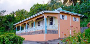 Dominica vacation guest cottage