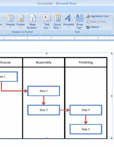 Word inserted excel flowchart also how to embed an in microsoft breezetree rh