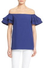 """Loryn"" Off The Shoulder Top"