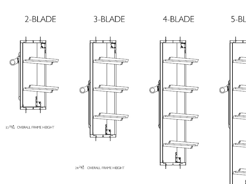 The Altair Louvre ios Window System