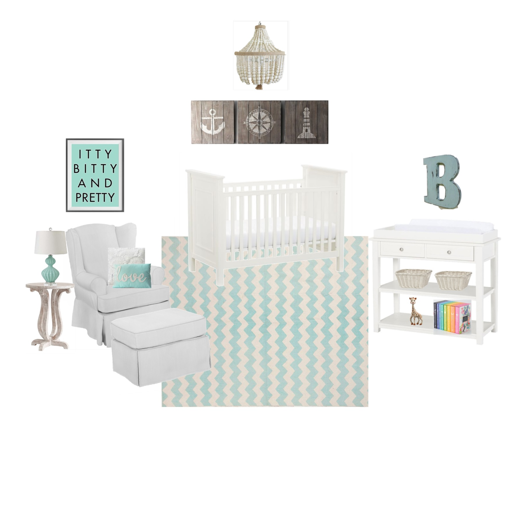 Nursery E-Design