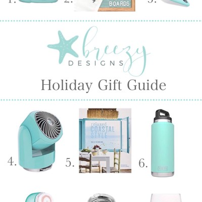 Breezy Designs Holiday Gift Guide!