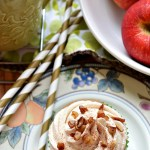Gluten Free Apple Cinnamon Cupcakes with Cinnamon Maple Buttercream