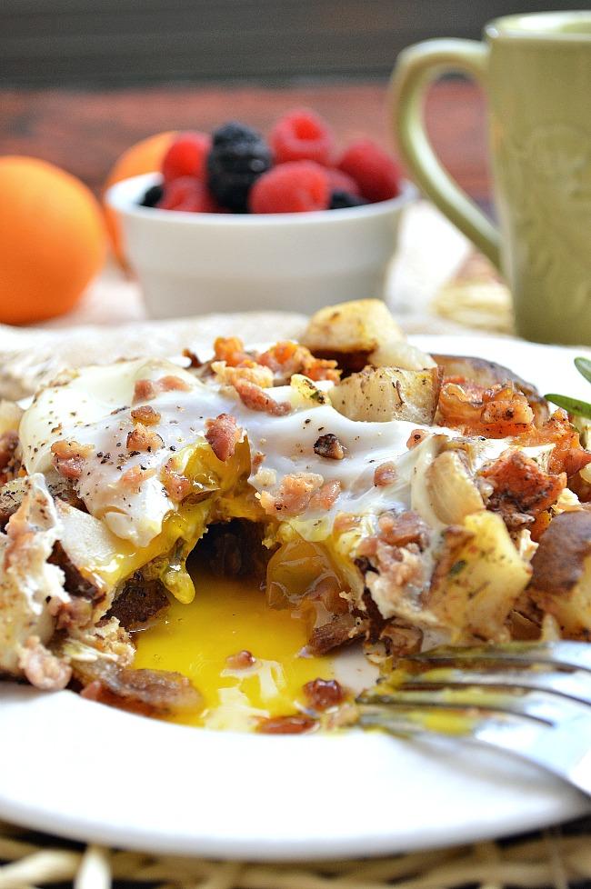 breakfast hash butternut squash