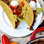 Gluten Free Quick and Easy Taco Meat