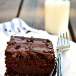 Gluten Free Perfect Chocolate Cake