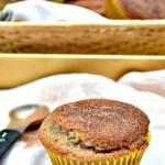 Gluten Free Snickerdoodle Muffins